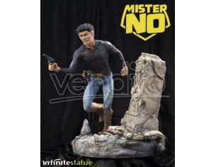 INFINITE MISTER NO STATUE STATUA