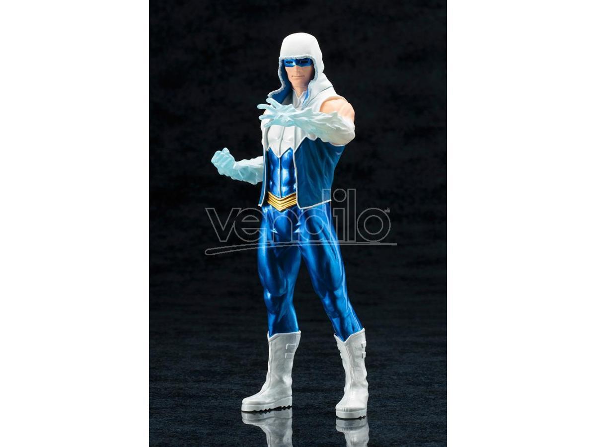 Captain Cold Dc Comics 52 ARTFX+ Statua 1:10 Kotobukiya