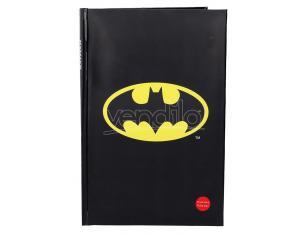 SD TOYS BATMAN BIG NOTEBOOK W/LIGHT TACCUINO