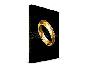 SD TOYS LOTR THE ONE RING BIG NOTEBOOK W/LIGHT TACCUINO