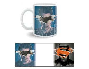 2BNERD BATMAN V SUPERMAN POSTER MUG TAZZA
