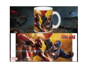 SEMIC CAPTAIN AMERICA CW FIGHT MUG TAZZA