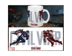 SEMIC CAPTAIN AMERICA CW RUNNING MUG TAZZA