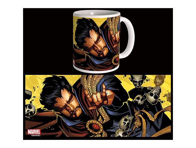 SEMIC DOCTOR STRANGE MYSTICAL ARTS MUG TAZZA