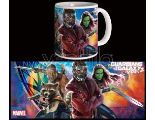 SEMIC GOTG VOL.2 CAST MUG TAZZA