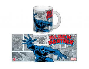 SEMIC MARVEL RETRO S 2 BLACK PANTHER MUG TAZZA