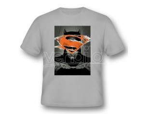 2BNERD T-SHIRT BATMAN V SUPERMAN BATMAN POSTER TAGLIA M T-SHIRT