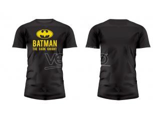 SD TOYS T-SHIRT DC COMICS BATMAN DARK K LOGO BLACK TAGLIA S T-SHIRT