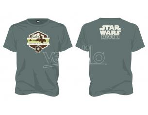 SD TOYS T-SHIRT SW FOREST PATROL GREEN MEN TAGLIA M T-SHIRT
