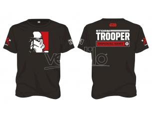 SD TOYS T-SHIRT SW STORMTROOPER IMPERIAL ARMY BLACK TAGLIA L T-SHIRT