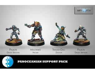 CORVUS BELLI 0406 PANO PANOCEANIAN SUPPORT PACK WARGAME