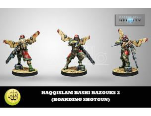CORVUS BELLI 0591 HAQQ BASHI BAZOUKS 2 WARGAME