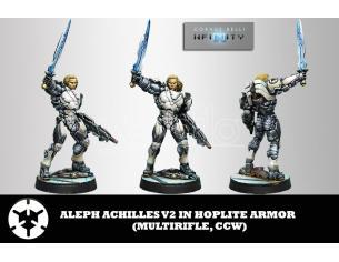 CORVUS BELLI 0598 ALEP ACHILLES V2 (HOPLITE ARMOR) WARGAME