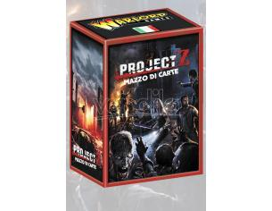 WARLORD GAMES PROJECT Z CARTE ESPANSIONE IN ITALIANO WARGAME