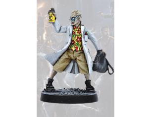 WARLORD GAMES PROJECT Z DOCTOR PUKE WARGAME