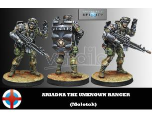 CORVUS BELLI 0626 ARIA THE UNKNOWN RANGER WARGAME