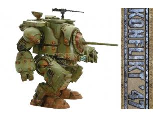WARLORD GAMES KONFLIKT 47 ALLIED GRIZZLY WALKER WARGAME