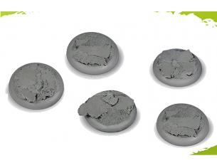 DO NOT PANIC GAMES DRAKERYS SCENIC BASES 40MM GIOCO DA TAVOLO