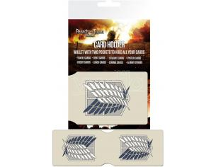 GB EYE ATTACK ON TITAN LOGO CARD HOLDER PORTACARTE