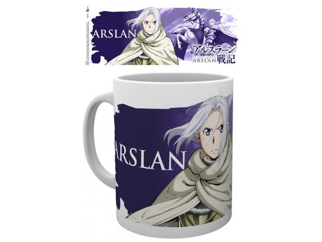 GB EYE THE LEGEND OF ARSLAN ARSLAN MUG TAZZA