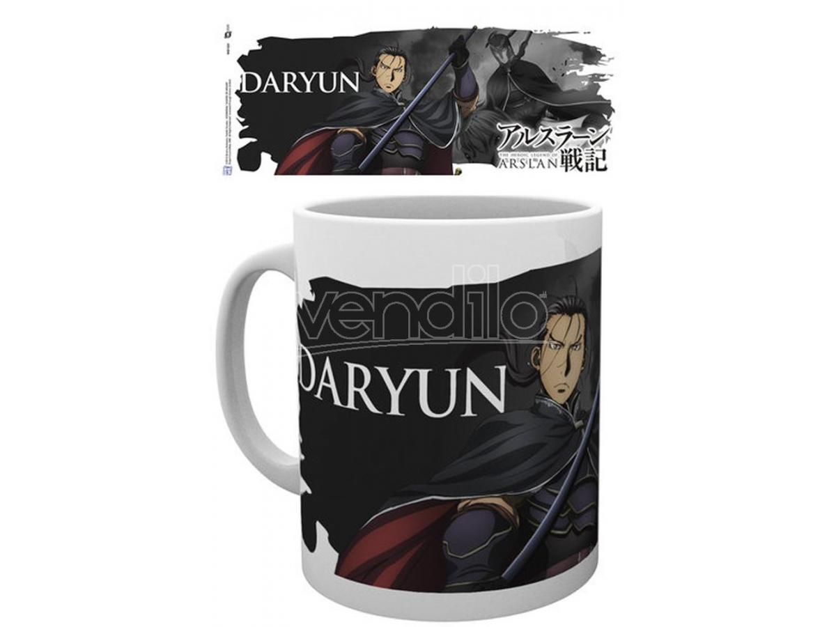 GB EYE THE LEGEND OF ARSLAN DARYUN MUG TAZZA