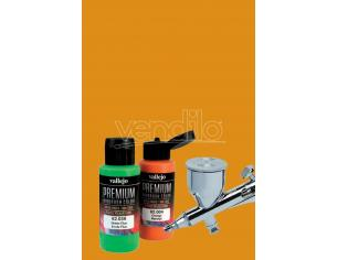 VALLEJO PREMIUM AIRBRUSH YELLOW OCHRE 62015 COLORI