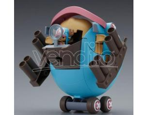 BANDAI MODEL KIT ONE PIECE CHOPPER ROBO S 1 GUARD FORT MODEL KIT