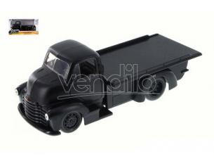 Jada JADA97464 CHEVY COE 1952 BLACK 1:24 Modellino