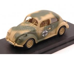 Rio RI4529 VW MAGGIOLINO AFRICA KORPS WEHRMACHT EDITION 1:43 Modellino