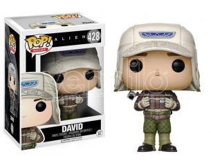 Funko Alien POP Movies Vinile Figura David Rugged 9 cm