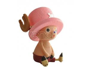 PLASTOY ONE PIECE CHOPPER BANK SALVADANAIO