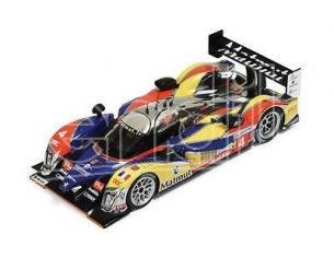 Ixo model LMM183 PEUGEOT 908 HDI-FAP N.4 LMP1 2nd LE MANS 2010 1:43 Modellino