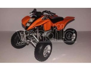 New Ray NY42833K KAWASAKI KFX 400 QUAD JAPAN ARANCIONE 1:12 Moto