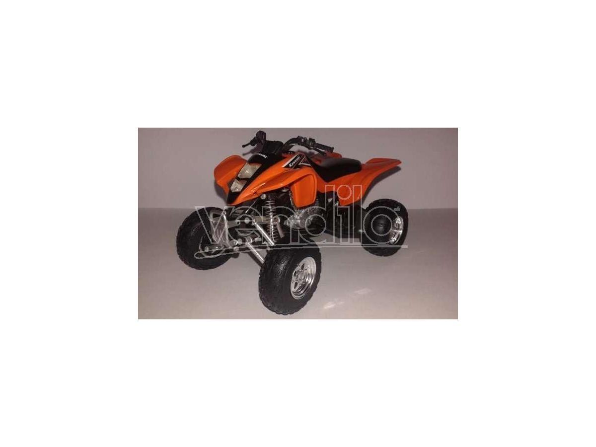 New Ray NY42833K KAWASAKI KFX 400 QUAD JAPAN ARANCIONE 1:12 Moto