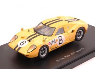 Ebbro EB45345 PRINCE R380 1966 N.8 JAPAN GP 1966 T.IKUZAWA 1:43 Modellino
