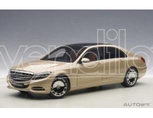 Auto Art / Gateway AA76294 MERCEDES MAYBACH S-KLASSE S600 GOLD 1:18 Modellino