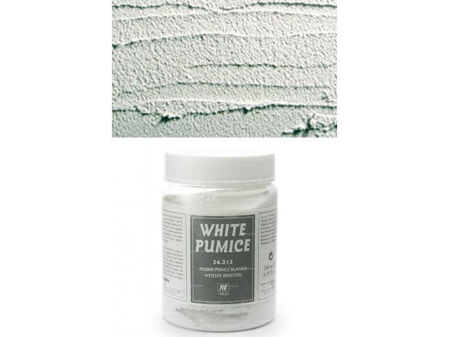 VALLEJO VALLEJO TEXTURE FINE WHITE POMICE 26212 COLORI