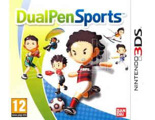 DUAL PEN SPORTS SPORTIVO - NINTENDO 3DS