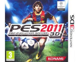 PRO EVOLUTION SOCCER 2011  3D SPORTIVO - NINTENDO 3DS
