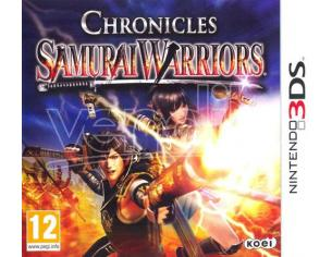 SAMURAI WARRIORS 3D AZIONE - NINTENDO 3DS