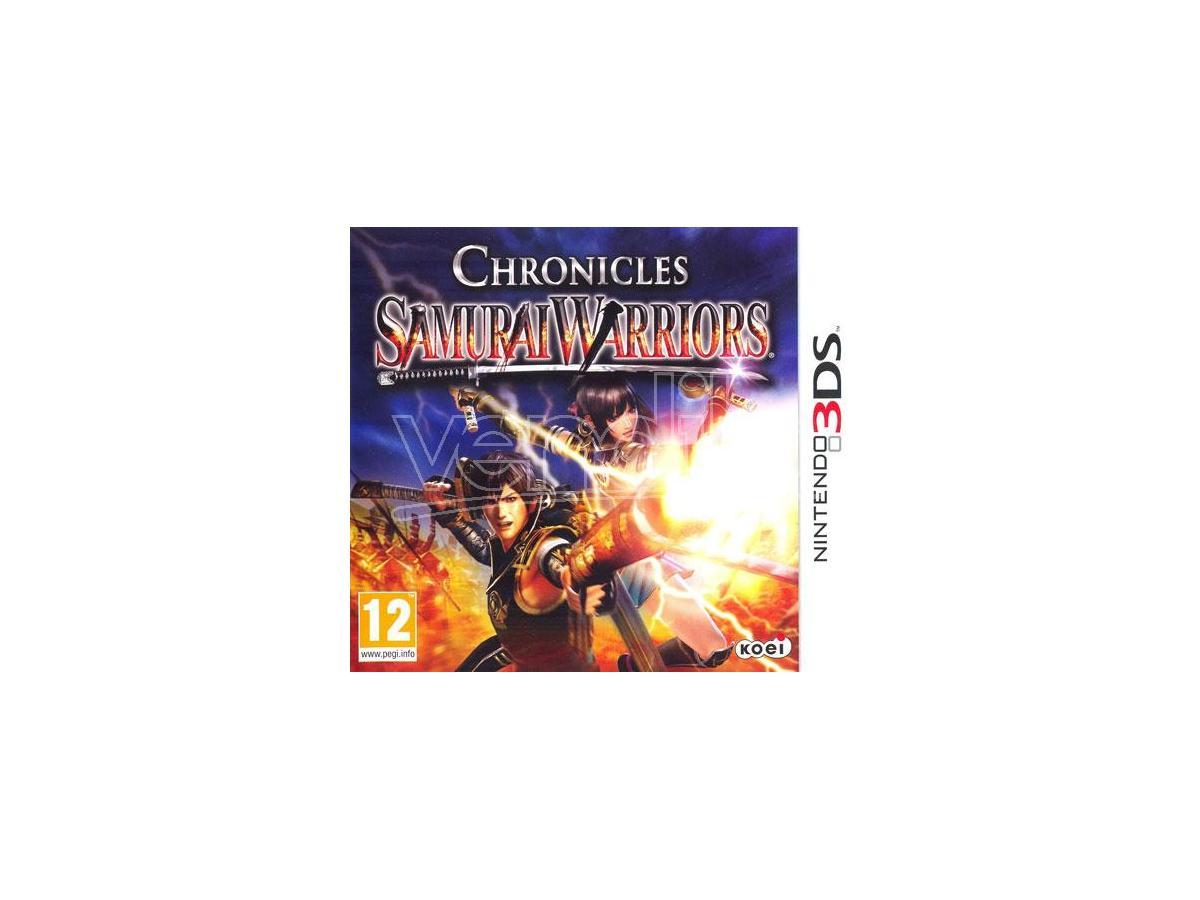 SAMURAI WARRIORS 3D AZIONE - NINTENDO 3DS
