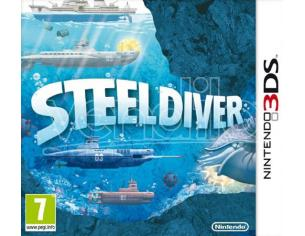 STEEL DIVER STRATEGICO - NINTENDO 3DS