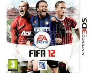 FIFA 12 SPORTIVO - NINTENDO 3DS