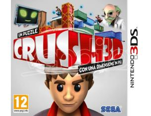 CRUSH PUZZLE - NINTENDO 3DS