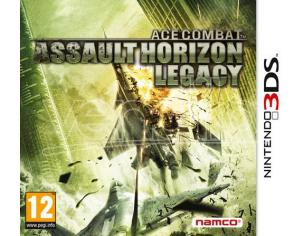 ACE COMBAT ASSAULT HORIZON LEGACY SIMULAZIONE - NINTENDO 3DS