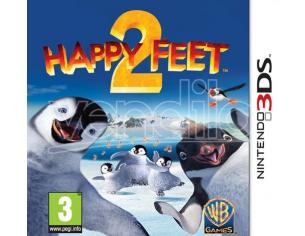 HAPPY FEET 2 AVVENTURA - NINTENDO 3DS