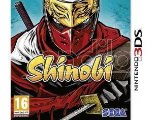 SHINOBI AZIONE - NINTENDO 3DS
