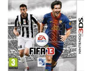 FIFA 13 Nintendo 3DS Versione Italiana