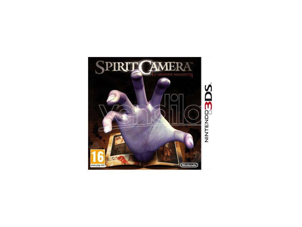 SPIRIT CAMERA - LE MEMORIE MALEDETTE AZIONE AVVENTURA NINTENDO 3DS