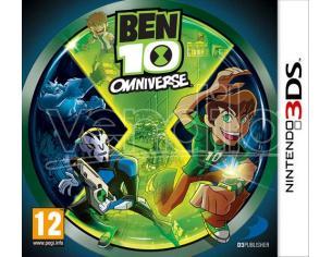 BEN 10 OMNIVERSE AVVENTURA - NINTENDO 3DS